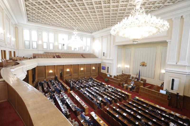 Изслушват главния прокурор в Народното събрание на всеки три месеца