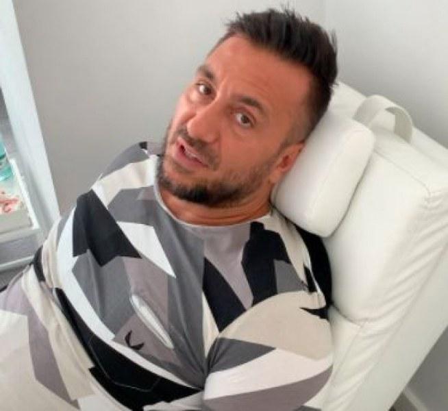 Константин от болничното легло: Готов съм да гърмя