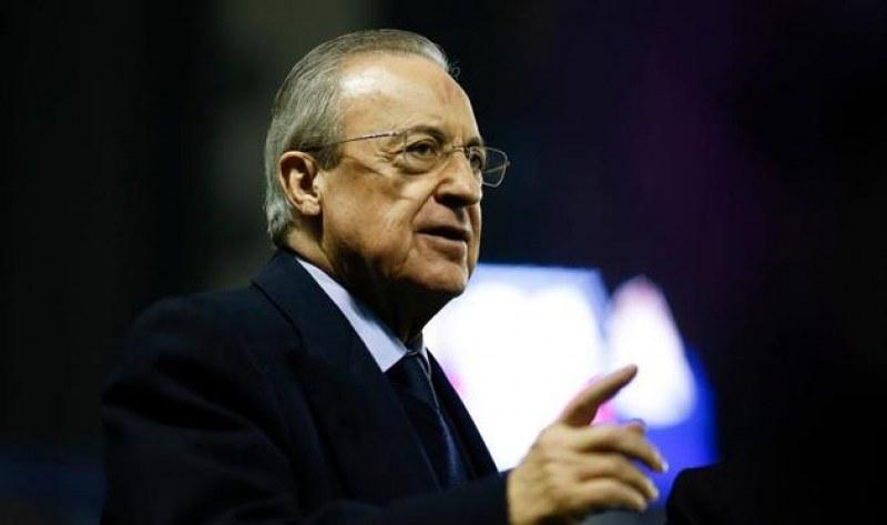 Перес категоричен: Никой не се е отказал от Суперлигата, турнирът е на пауза