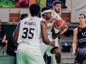 Блестящ Академик разби Черноморец и е на победа от полуфинал в НБЛ