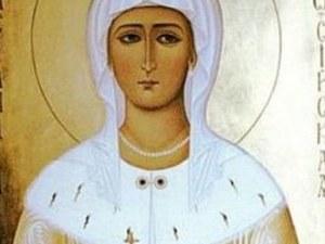 Почитаме паметта на света мъченица Александра и Лазар Български
