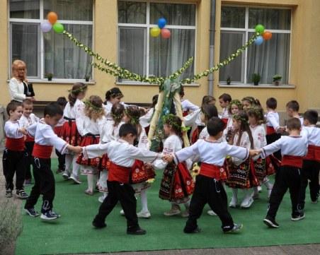 Пролетен празник в детска градина