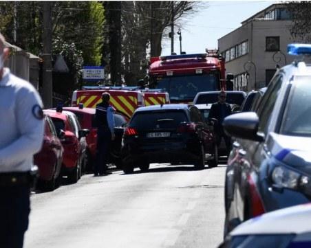 Терористичен мотив не е изключен за убийството на полицайката във Франция