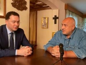 Борисов за мажоритарната система и ИТН: Татко ще ми купи колело, ама след 4 години