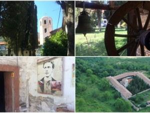 На разходка край Пловдив: Построен през 14 век манастир и скривалище на Левски