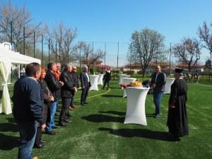 """Пето игрище за минифутбол откриха в община """"Марица"""