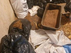 Спецакция! Задържаха пловдивчанин за незаконно производство, държане и разпространение на тютюн