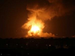 Три ракети поразиха район в близост до летище на Багдат