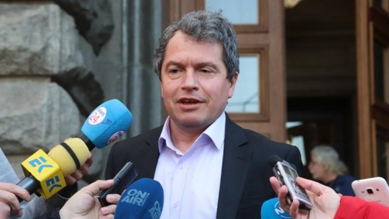 Тошко Йорданов за връчването на мандата: Ще направим това, което трябва