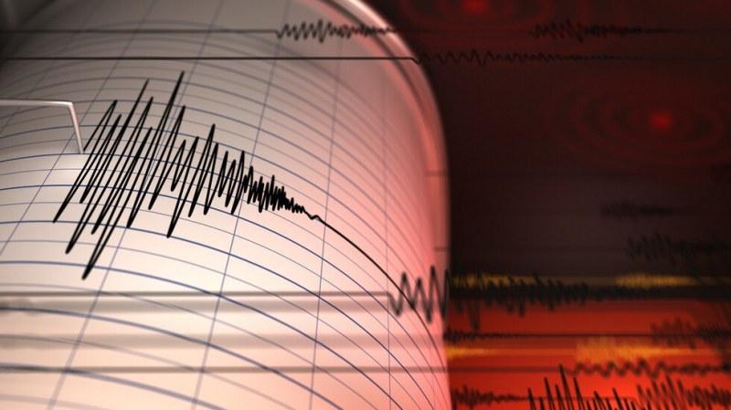 Земетресение в Егейско море