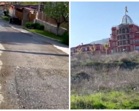 Дежавю в Белащица: Неясна субстанция потече от резиденцията на д-р Енчев