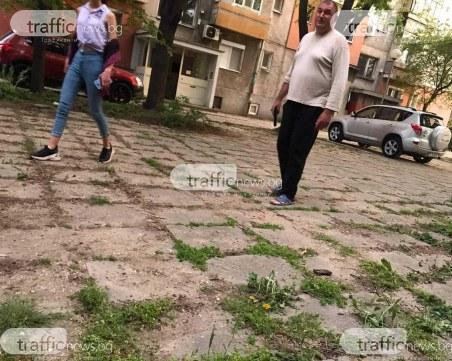 Мъж размахва пистолет в Прослав, заплашва деца от квартала