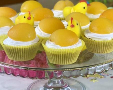 Великденски мъфини: Десерт, идеален за празничната трапеза