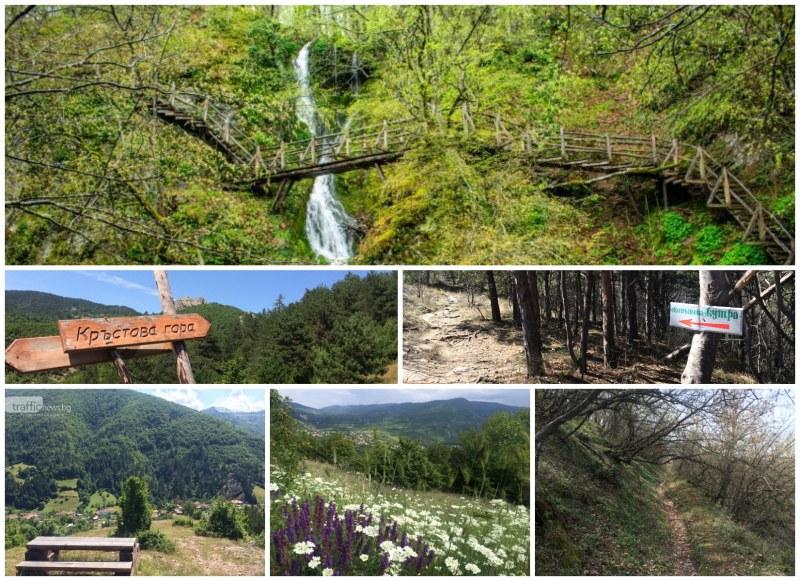 5 екопътеки край Пловдив, по които ще забравите за градски шум