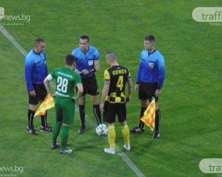 Ботев стартира плейофите с гостуване във Варна
