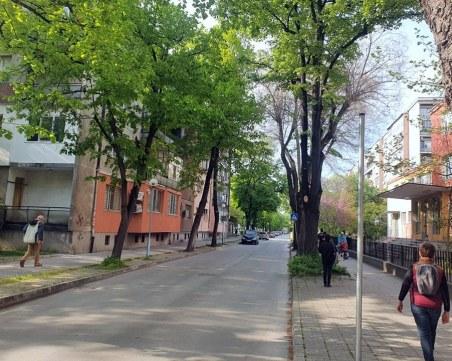 Въвеждат еднопосочно движение в зона в центъра на Пловдив