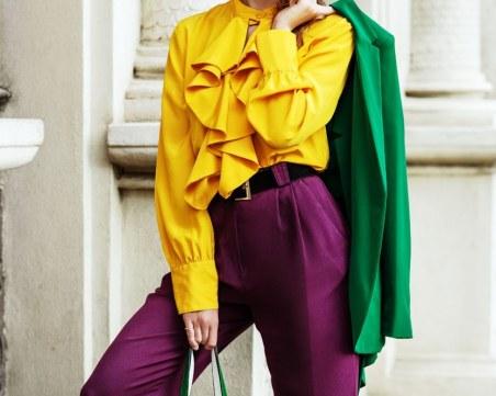 6 цвята, които можете да комбинирате със зелено