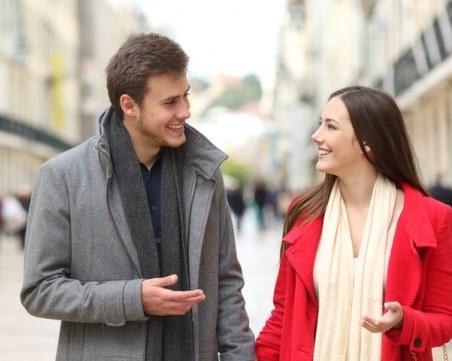 Как да накарате мъж да ви забележи и хареса?
