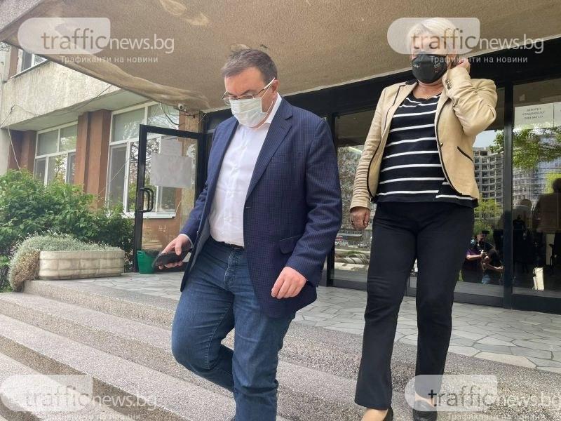 Проф. Ангелов обеща в Пловдив: Сватби без ограничения от понеделник
