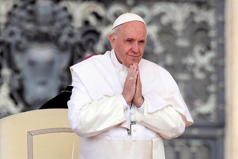 Папа Франциск започна молитвен маратон за пандемията