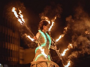 Огън, танц и цирк вдъхновяват Пловдив