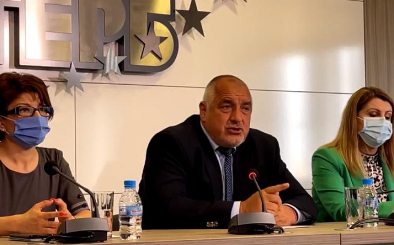 Бойко Борисов: Няма да има и следващо правителство независимо от резултатите