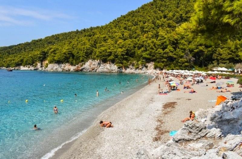 Рекордна жега в Гърция