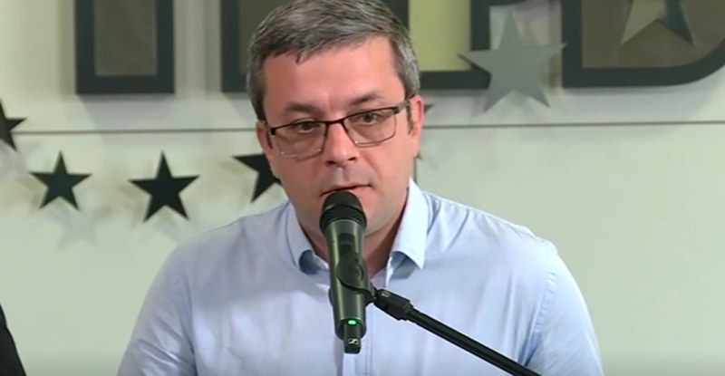 Тома Биков: Страната ще влезе от политическа в конституционна криза