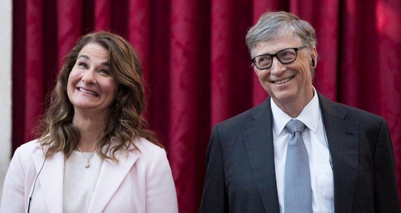 Бил Гейтс се развежда