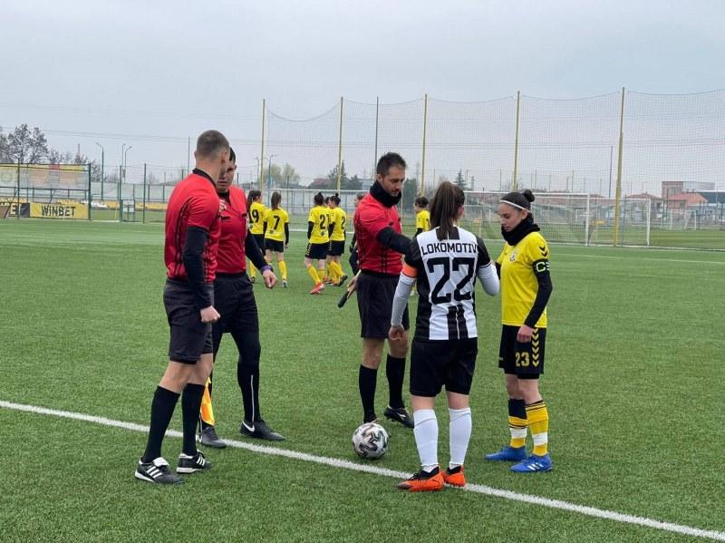 Женският футбол в България започва да се развива с все по-бързи темпове