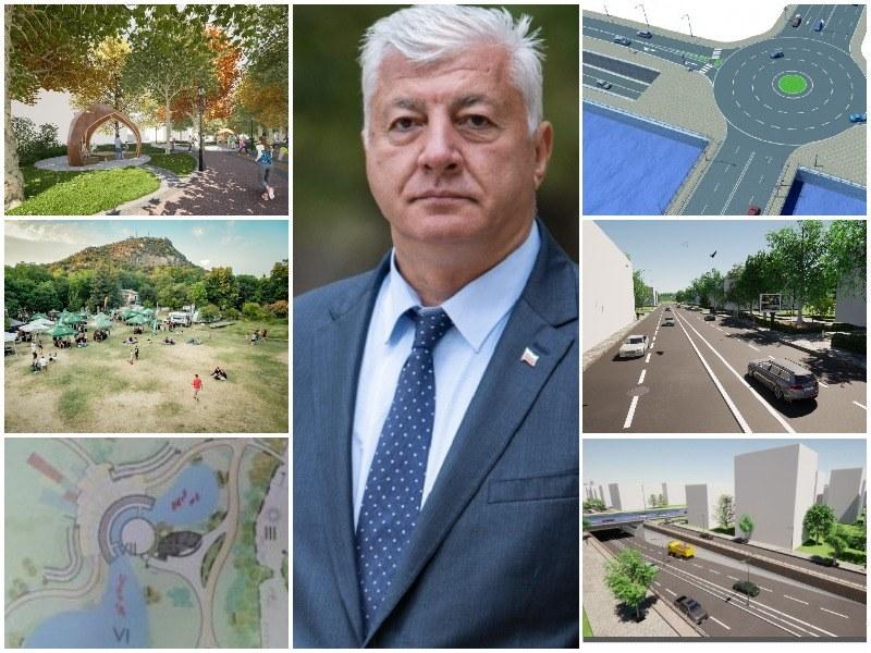 103 млн. лева за асфалт в Пловдив? Градът трябва да е за хората, не за автомобилите