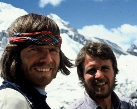 На този ден: Меснер и Хабелер изкачват за първи път Еверест без кислороден апарат