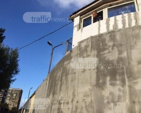 Обиден и стресиран затворник от Пловдив осъди държавата, нямал лично пространство