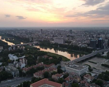 Пловдив №1 по започнати строежи в България за началото на 2021