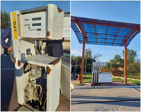 Запечатват бензиностанцията с манипулирани колонки край Пловдив, дублирали печалбите с устройства