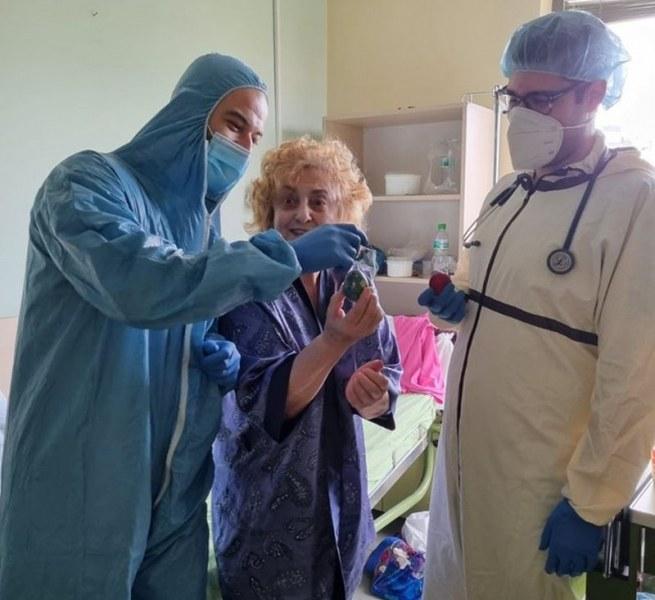 Латинка Петрова за коронавируса: В един момент се отказваш да живееш