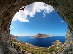Строга карантина на гръцкия о-в Калимнос
