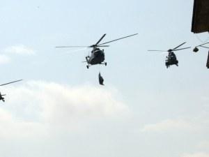 Вертолети и самолети ще прелетят над София, армията с генерална репетиция