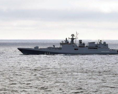 Адмирал Емил Ефтимов: Следим обстановката в Черно море