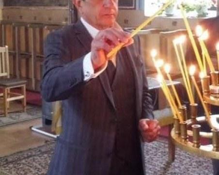Кметът на Стамболийски осигури за 320 души с лични средства агнешко за Гергьовден
