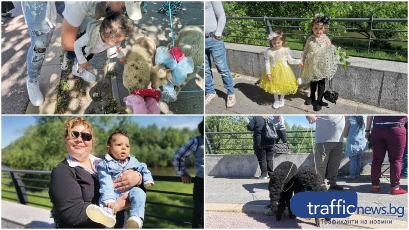 Едерлези в Пловдив: Повече от 10 бебета са били
