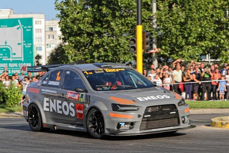 Пловдивчанинът Константин Маршавелов готов за старта на сезона по автомобилизъм
