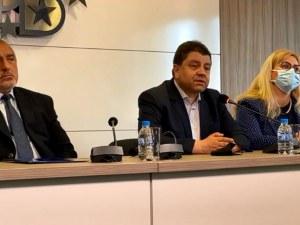 Борисов: Оттегляме кандидатурата за шеф на ЦИК, това беше капан