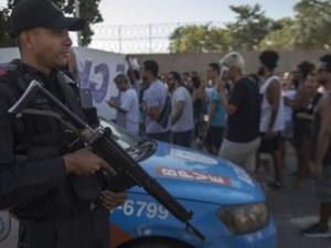 Десетки убити при престрелка в метрото на Рио де Женейро