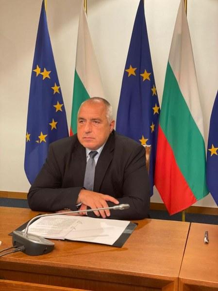 Борисов участва в онлайн среща на върха в Порто