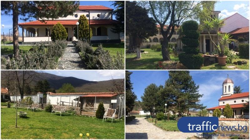 Край Пазарджик: Два манастира, най-старата лоза на Балканите и хубаво вино
