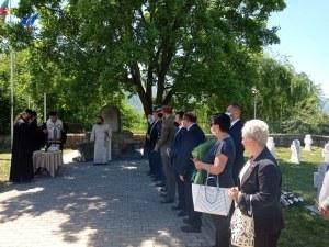 Българи почетоха паметта на загиналите от 11-та пехотна македонска дивизия в Ново село