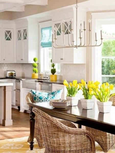Внесете пролетен оптимизъм в дома си с тези няколко съвета