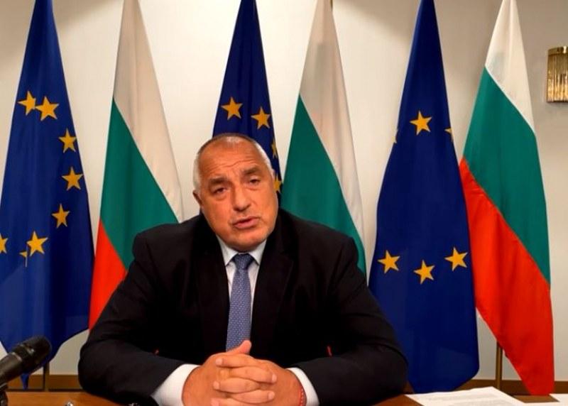 Борисов: Това шоу в парламента струва 19 млн. лева на ден, добре че свършва
