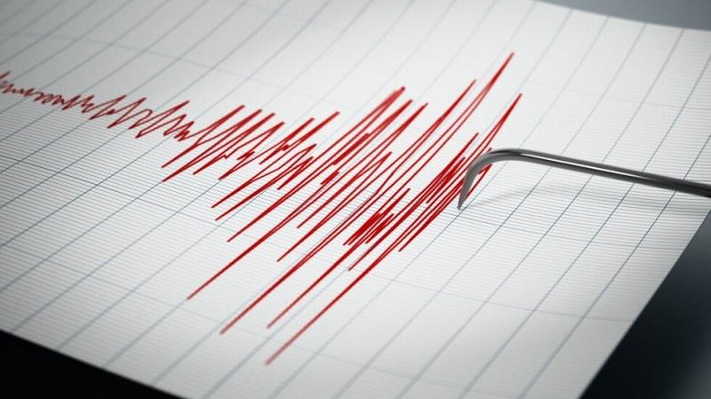 Слабо земетресение в Смолян